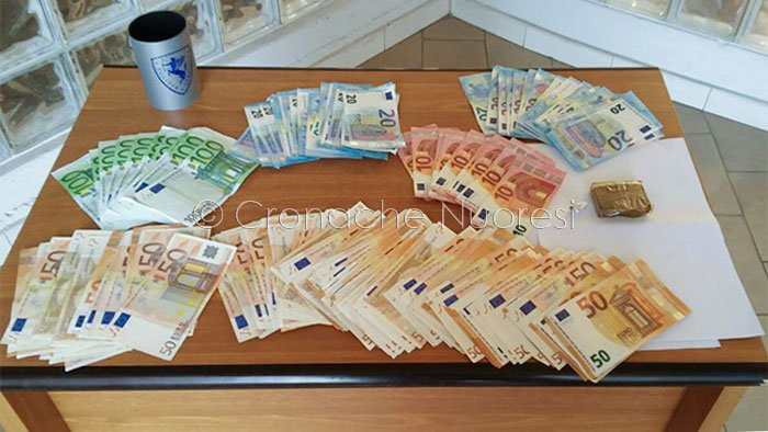 Beccati dalla stradale con 50 grammi di hashish e 7000 - Soldi contanti a casa ...