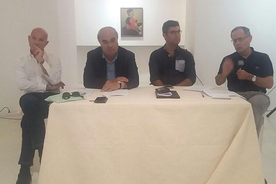 Il Comitato del CAL presieduto da Andrea Soddu riunito ieri a Nuoro