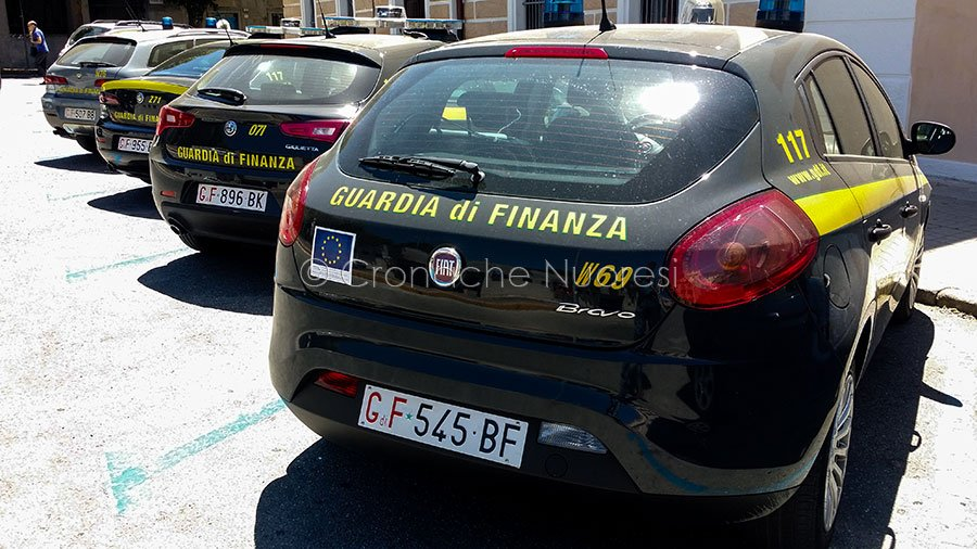 Guardia di Finanza (foto S.Novellu)