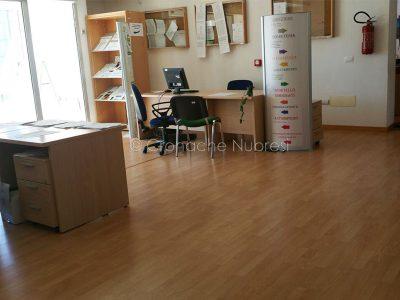 L'ufficio di collocamento di Nuoro (foto Cronache Nuoresi)