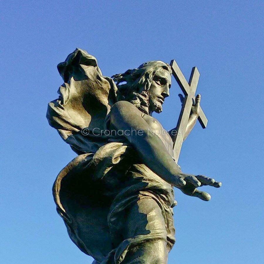 V.Jerace, il Redentore (foto S.Novellu)