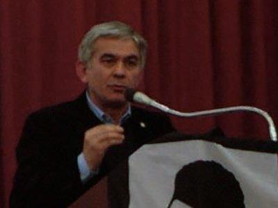 Il consigliere regionale Angelo Carta