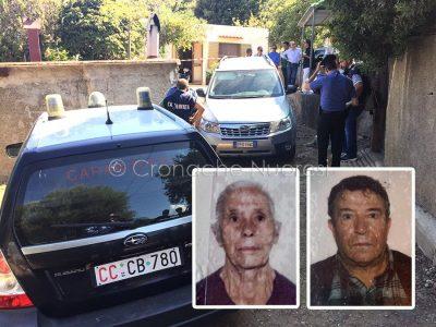Nel riquadro: Anna Melis, la vittima, e Antonio Fanni, l'assassino
