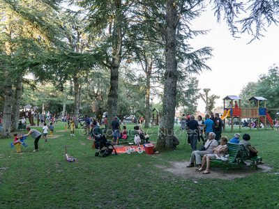 Il parco del Monte Ortobene (©foto S.Novellu)