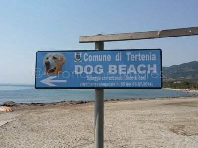 Dog Beach a Tertenia