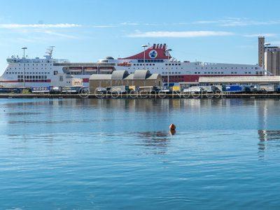 Il porto di Cagliari (© foto S.Novellu)