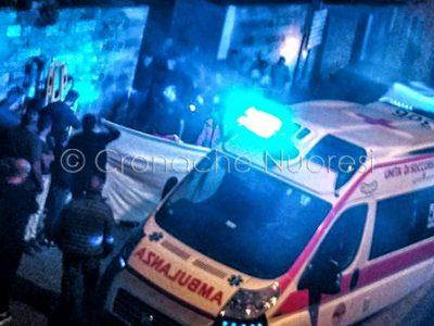 Oniferi, la scena della tragedia (© foto Cronache Nuoresi - tutti i diritti riservati)