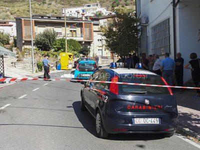 Orani, l'area dove è avvenuto l'incidente