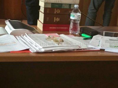 Processo per il duplice omicidio Monni Masala (foto Cronache Nuoresi)