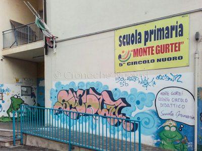 La scuola primaria di Monte Gurtei (foto Cronache Nuoresi)