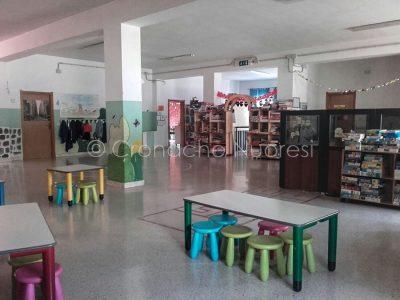 La scuola primaria di Monte Gurtei (foto S.Fara)