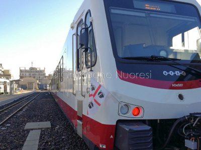 Il nuovo treno inaugurato oggi