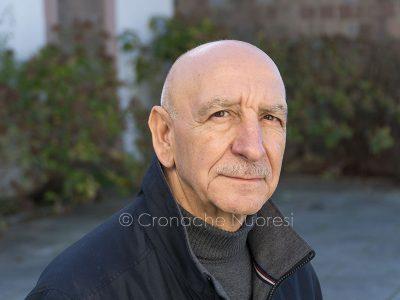 Un ritratto di Costantino Tidu (© foto S.Novellu)