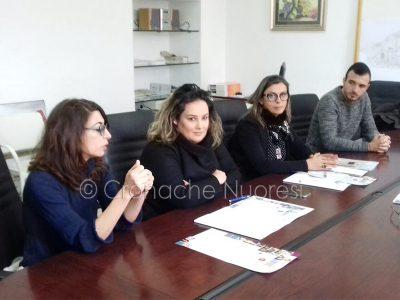 La presentazione teatrale del Cedac a Nuoro (P.G.Vacca)