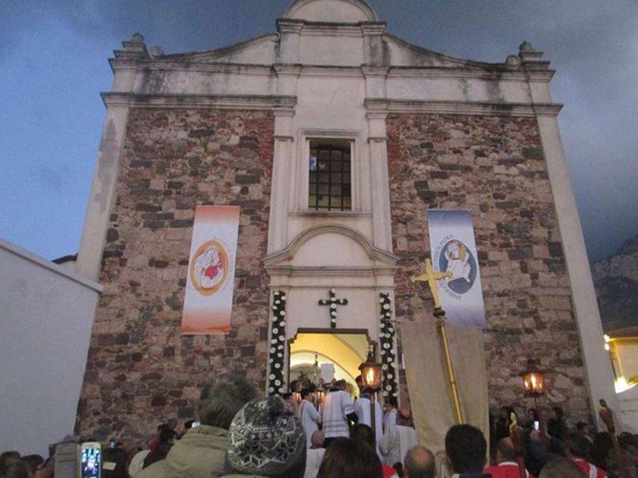 La parrocchia Santissimo Crocefisso