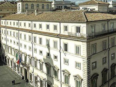 Palazzo Chigi -Roma