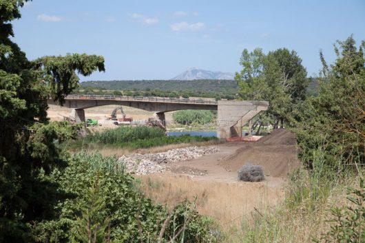 Il ponte di Oloè (foto S.Novellu)