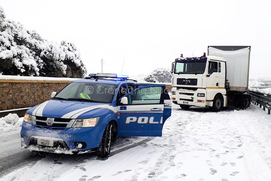 """Falconi: """"Chiude il distaccamento di Polizia stradale di Fonni: via gli ultimi tre agenti"""""""