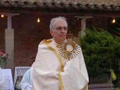 Don Pani, parroco di Sanluri