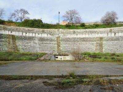Nuoro, panoramica dell'Anfiteatro (foto S.Novellu)