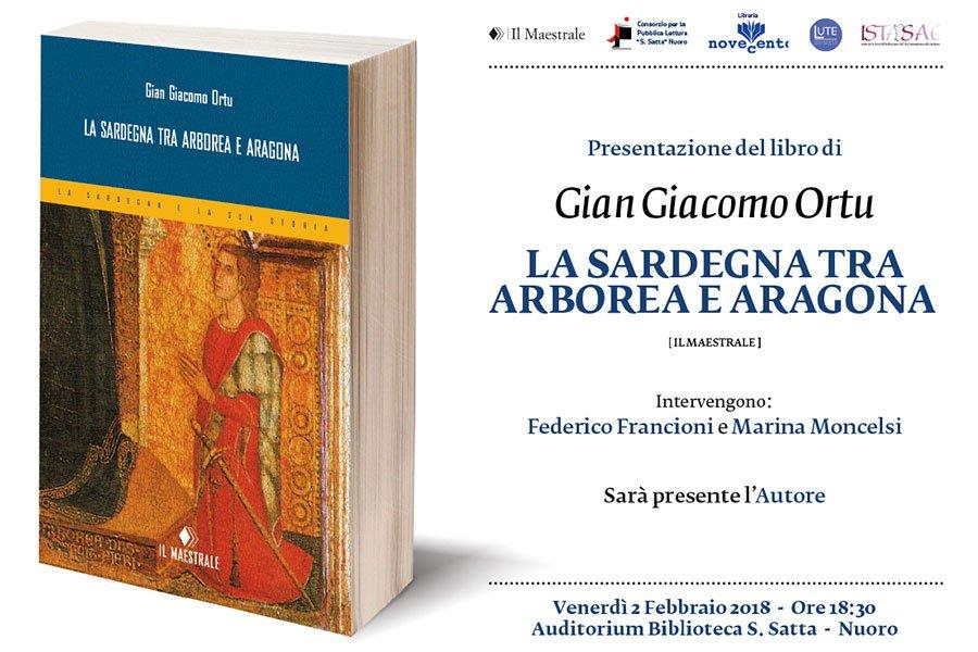La Sardegna tra Arborea e Aragona: il libro dello storico Ortu stasera alla biblioteca Satta