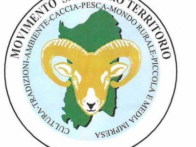 Il simbolo del Movimento Pro territorio Sardegna