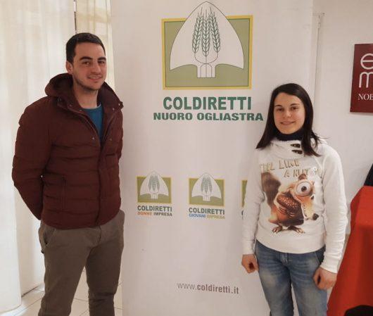 Debora Castangia e Antonio Curreli