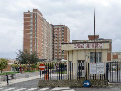Nuoro. L'ospedale San Francesco (foto S.Novellu)