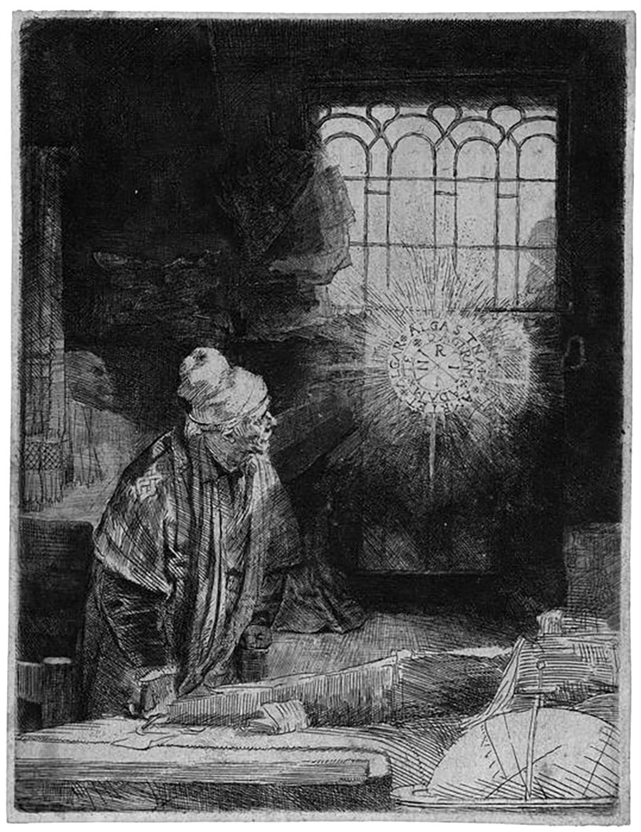 Rembrandt, maestro delle acqueforti, in mostra al Magmma di Villacidro