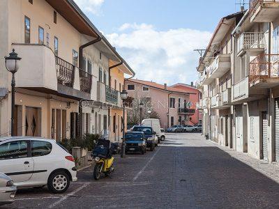 Una via di Tonara (foto S.Novellu)