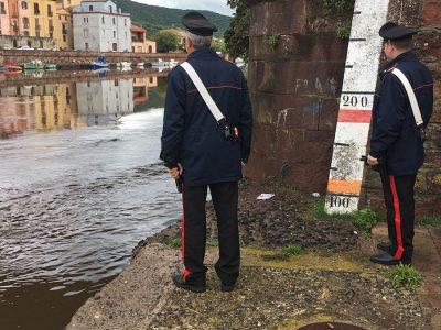 Bosa, il Temo ingrossato dalle piogge abbondanti