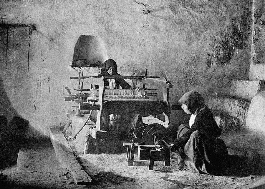 Max Leopold Wagner, Fonni 1912 (archivio Ilisso Edizioni)