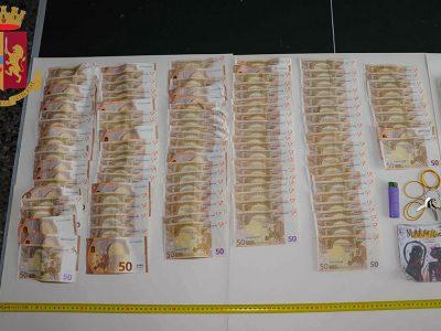 Il denaro rubato a Mamoiada recuperato dalla Polizia