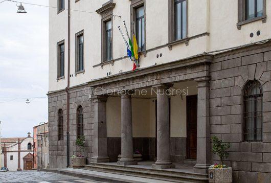 Macomer, il palazzo Comunale (foto S.Novellu)