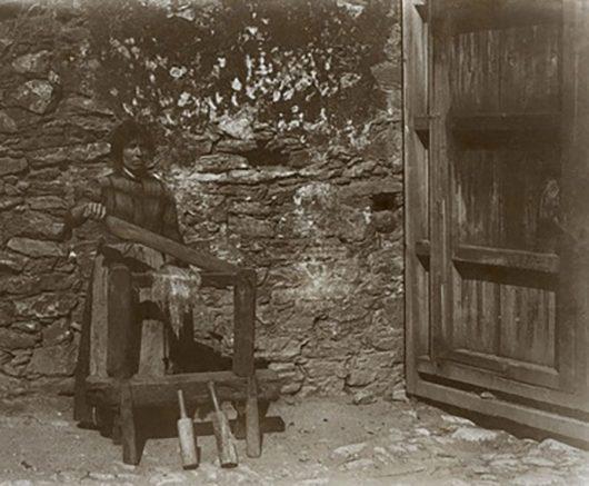 Max Leopold Wagner, gramolatura dell'orbace a Busachi, 1904-06