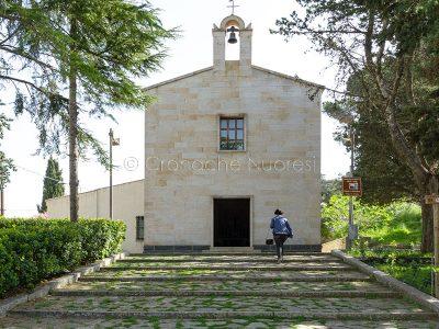 Nuoro, chiesetta della Solitudine (foto S.Novellu)