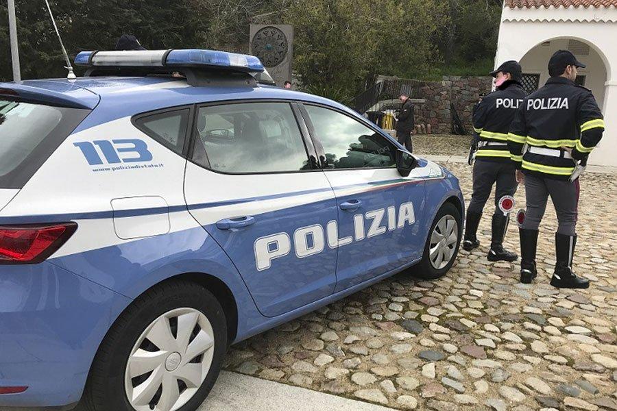 I controlli della Polizia a Nuoro