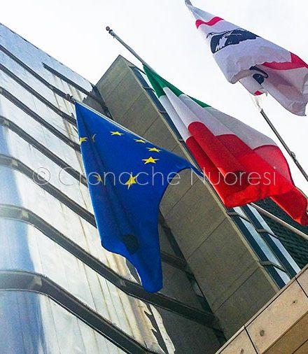 L'ingresso all'ospedale Brotzu di Cagliari (foto S.Novellu)