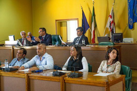 Il Consiglio comunale sul Bilancio di previsione (foto S.Novellu)