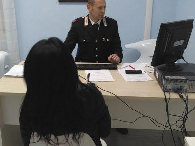 Carabinieri e denunce