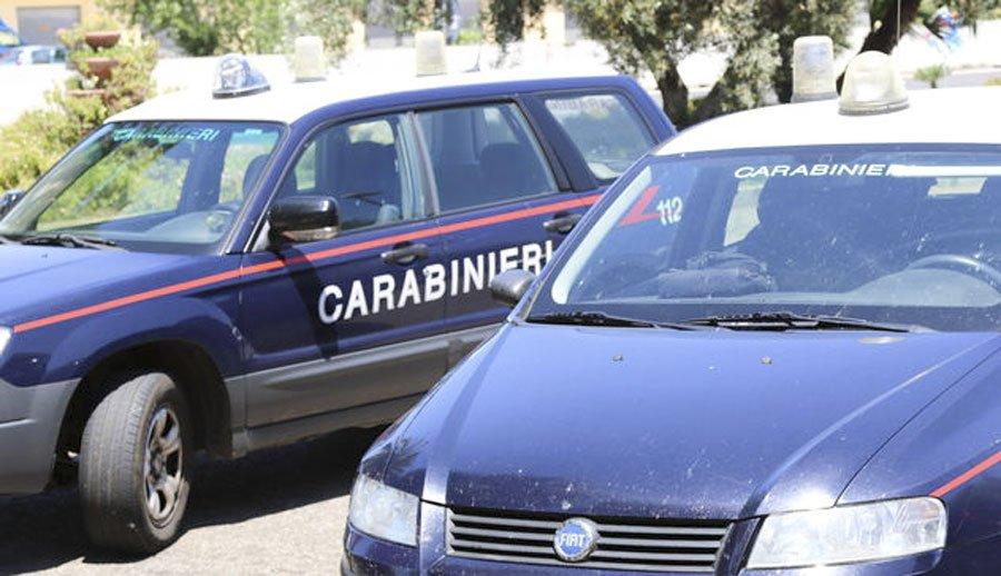 Pattuglie dei Carabinieri