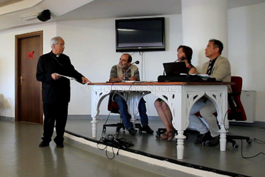Nuoro. Conferenza sulla ristrutturazione della Cattedrale (foto. G.Marongiu)