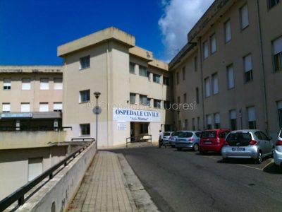 L'ospedale di Bosa (foto P.G.Vacca)