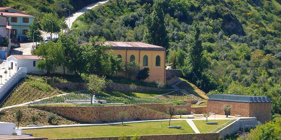 Orani, il museo Nivola