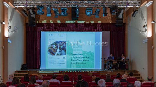 """Scano Montiferro, presentazione del progetto """"Iscanu"""" (foto S.Novellu)"""