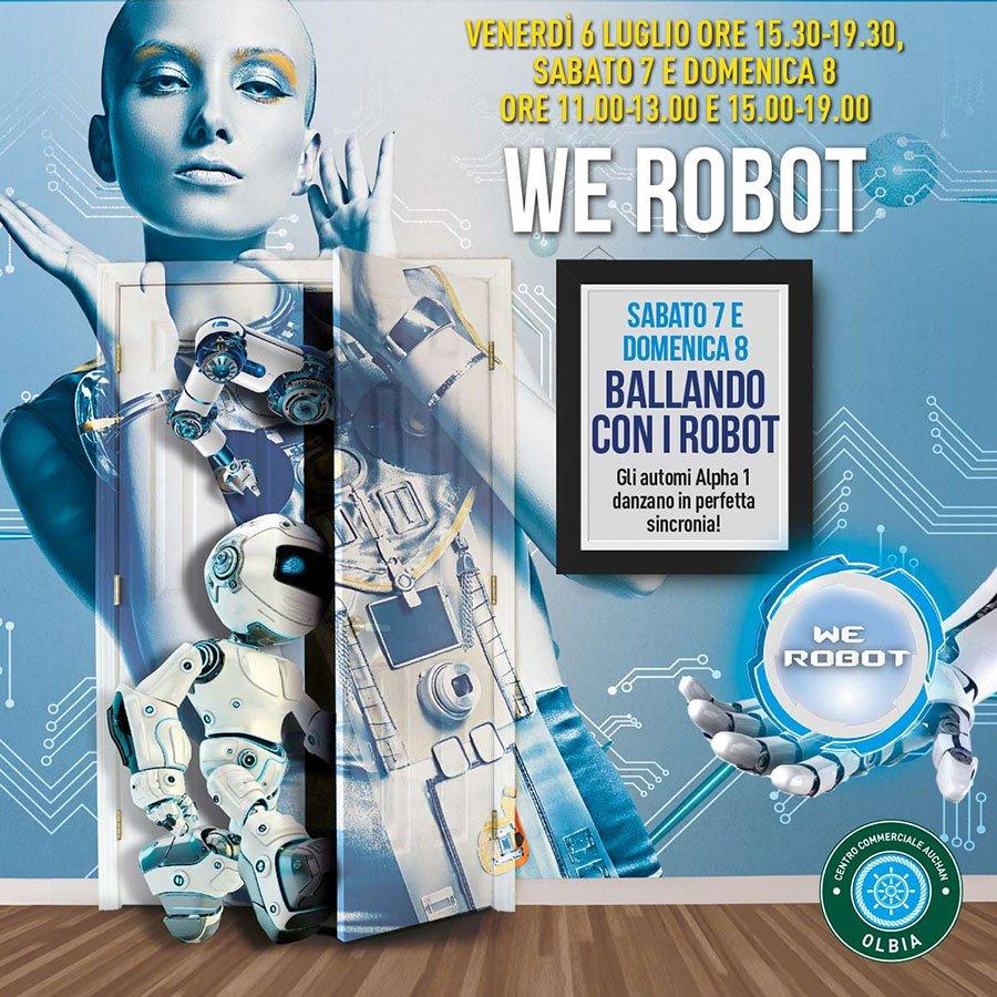 WeRobot dal 6 al 8 luglio
