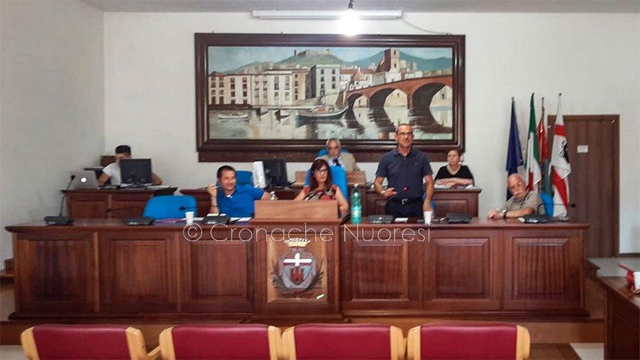 Il Consiglio comuna dei Bosa (foto P.G.Vacca)