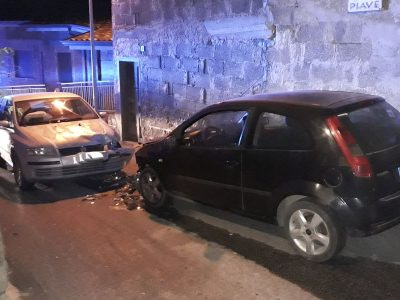 L'incidente avvenuto ieri a Gavoi