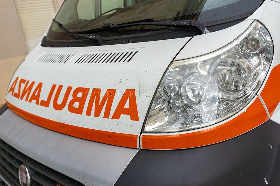 Ambulanza (foto S.Novellu)