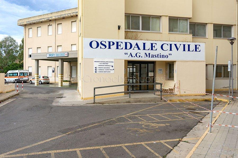 Lunedì il commissario Temussi sarà a Bosa per discutere dei problemi dell'ospedale Mastino